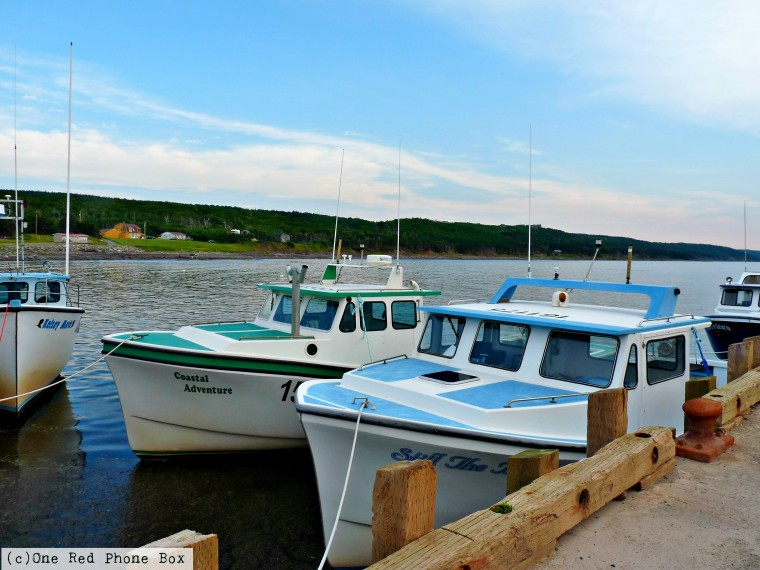 Livingstone Cove, Nova Scotia. Stay in Antigonish to take in all the sights and activities in the area.