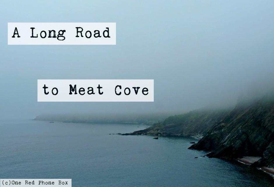 Meat Cove, Nova Scotia, Canada.