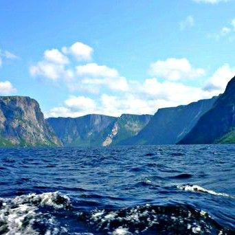 Canada 150 Bucket List - Western Brook Pond - One Red Phone Box