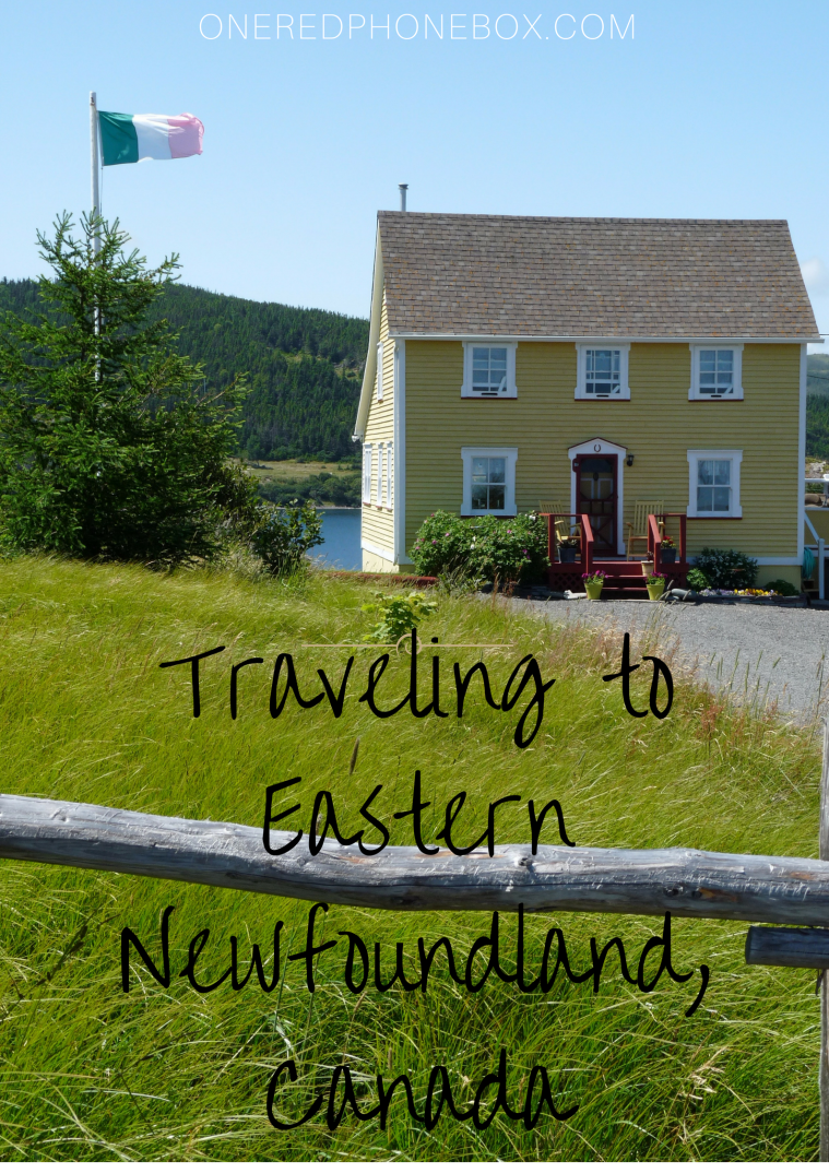 Traveling to Eastern Newfoundland - One Red Phone Box on Pinterest.png