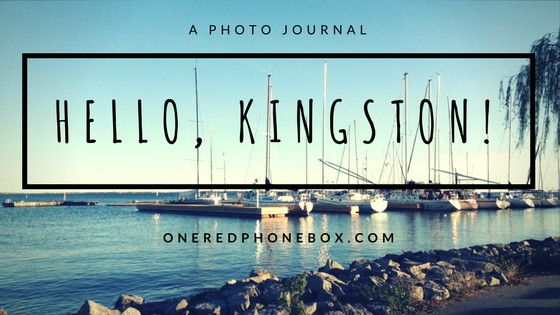 Hello, Kingston! | One Red Phone Box Travel Blog